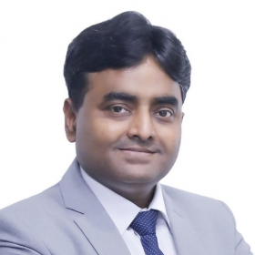 Sachin Kulshrestha, Managing Director of RGF Professional Recruitment India