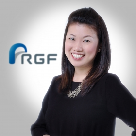 Gina Ng, Associate Director, RGF Professional Recruitment Singapore