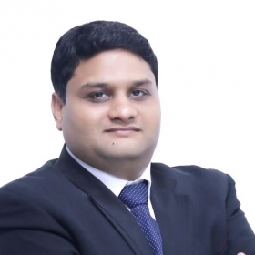 Mohit Saini, Center Head, Delhi, RGF Professional Recruitment, India